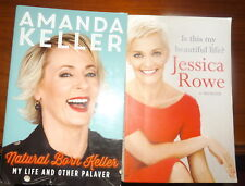Jessica Rowe Is This My Beautiful Life & Amanda Keller My Life and Other Palaver