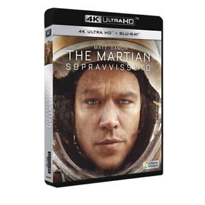 THE MARTIAN - Sopravvissuto (4K+Br)