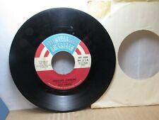 Old 45 RPM Record - Royal American RA 1 - Guy Drake - Welfare Cadillac / Keep Of