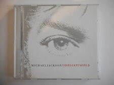 MICHAEL JACKSON : YOU ROCK MY WORLD ( 3 VERSIONS ) || CD SINGLE