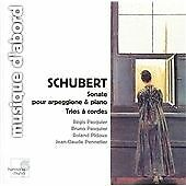 Schubert - Arpeggione Sonata; Trios for Strings, , Very Good Original recording