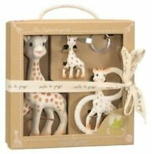 Vulli So Pure Sophie The Giraffe Trio Gift Set