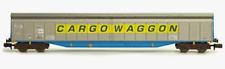 Dapol 2f-022-005 Ferry Wagon Cargowaggon Yellow Stripe N FREEPOST