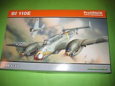 BF-110 E (PROFIPACK) BY EDUARD 1/48 SCALE - REF.8203