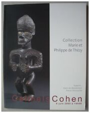 ART PRIMITIF - COLLECTION DE THEZY - CATALOGUE VENTE PARIS 8 JUIN 2005