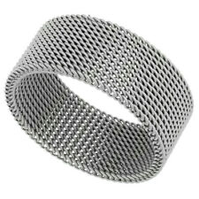 Neues Angebot10mm Edelstahl Flexibel Netz Ehering