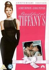 Breakfast At Tiffany's (DVD / Anniversay Edition / Audrey Hepburn 1961)
