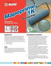 Mapei MAPEI MAPEPRIME 1K  Underlayment Primer 1 qt. (946 mL)