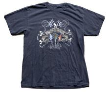 Metallica Men's Bravado T-Shirt Size Large Black Rock Music