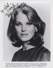 "Mariette Hartley (TV's ""Peyton Place"" co-star) Signed photo"