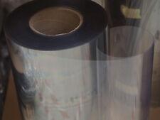 Folie 0,4 mm x 0,54 m PET-A glasklar, hart, tiefziehfest,sehr stark