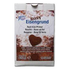 Startset Rost mittelbraun Eisengrund + Oxidator