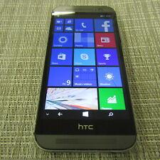 HTC ONE M8 - (VERIZON WIRELESS) CLEAN ESN, WORKS, PLEASE READ!! 38991