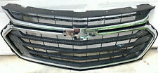 2017 2018 2019 Chevrolet Traverse Upper Grille OEM Grill