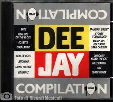 DEEJAY COMPILATION 89 Radio Deejay  RARA Spandau Ballet/Roxette/Bros/Gino Latino