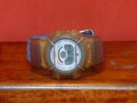 Pre-Owned Very Rare Women's Casio BG-240 Baby G  Digital Watch