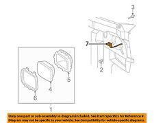 GM OEM-Headlight Headlamp Socket 12117369