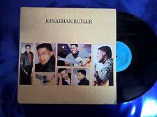 2 DISCHI LP 33 GIRI JONATHAN BUTLER OMONIMO JIVE 1987 JAZZ VG+/VG+/VG+