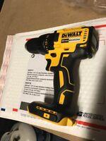 "New Dewalt DCD777B  20V Cordless Li-Ion 1/2"" Brushless Drill Driver (tool only)"