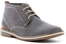Brand New Steve Madden Men's Hotshot Chukka Boot, Light Blue, 9 M US