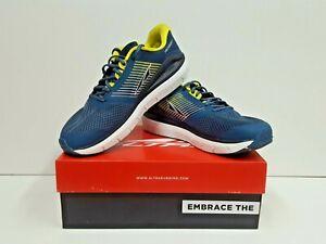 ALTRA TORIN PROVISION 4 (ALOA4PEA031) Men's Running Shoes Size 9 NEW