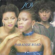 DISCO 45 Giri  Joy  - Paradise Road / Iza Zezembe