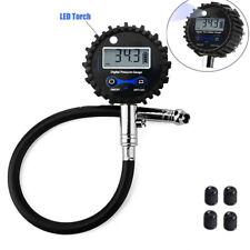 Digital Tire Pressure Gauge, Car 100 PSI Air Chuck and Compressor Accesssories