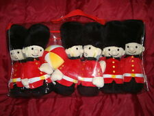 2006 The Royal Collection 6 pin Bowling Plush Guards
