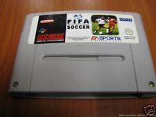 FIFA INTERNATIONAL SOCCER SUPER NINTENDO RETROGAMES SENZA SCATOLA E MANUALE USAT