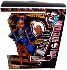 Monster High Robecca Steam Doll MIB Daughter Mad Scientist X3652 SteamPunk Toy
