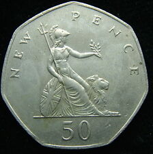 1979   United Kingdom     50  new  pence