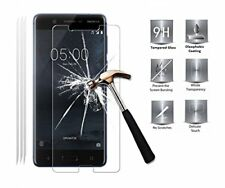 High Quality Full Coverage Tempered Glass Screen Protector for Nokia 8