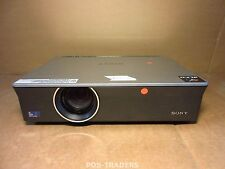 SONY VPL-CX120 Projector Beamer 3LCD XGA 3000 LUMENS - EXCL REMOTE - 1342 HOURS