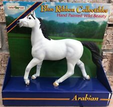 Safari Ltd Blue Ribbon Horses RETIRED Arabian Stallion Horse 30023 BRAND NEW
