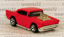 RARE Target Set Exclusive '57 CHEVY 1957 Chevrolet Red HOT WHEELS Loose