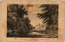 CPA Le Chateau de la Malmaison-Cote du Parc-Epoque du Consulat (413175)