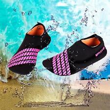 Soft Water Shoes Aqua Socks Sport Running Pool Beach Dance Swim Slip On Surf NWT