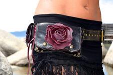 Naytures Empire Leather Utility belt/ belt bag/ pocket belt