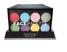 Technic Face Palette Pastels Colour Make Up Face Paint