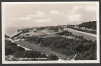 Postcard Southbourne nr Bournemouth Dorset the Overcliff Drive dated 1948 RP