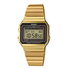 Reloj Casio Retro Digital A700WEG-9AEF, Color Dorado - ¡ENVÍO 24H GRATIS!