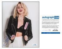 "Chloe Lukasiak ""Dance Moms"" AUTOGRAPH Signed 8x10 Photo B ACOA"