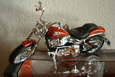 Harley Davidson 204 CVO Breakout Red 1:12 Maisto Boxed