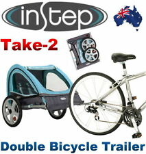 Foldable Bicycle Trailers