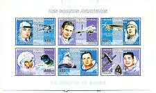 AVIATION & ESPACE - SPACE & AVIATION CONGO 2006 set imperforated