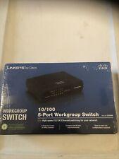 Linksys  EtherFast (EZXS55W) 5-Ports External Switch