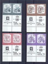 "ANK 12-19** ALLONGEN BRIEFMARKENAUSSTELLUNG ""PHILA-LENTIA 1979"" POSTFRISCH"