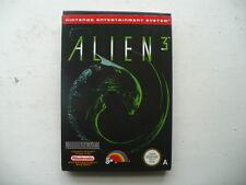PAL A NES Alien 3 CIB game