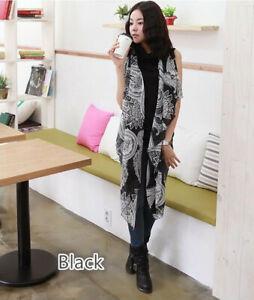 ELSA & ANNA® Viscose Flower Print Lady Scarf Wrap Shaw Stole Maxi Hijab SCF41