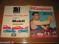 IL CAMPIONE 1958/34=ADOLFO CONSOLINI=EUROPEI ATLETICA=MONDIALI SCHERA CICLISMO=